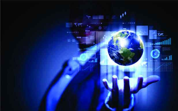 Mundo na palma da mão - 3